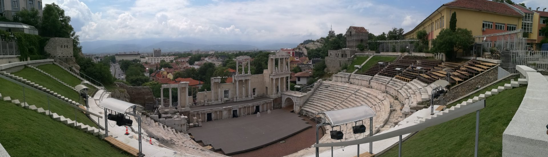 Viajando a Plovdiv