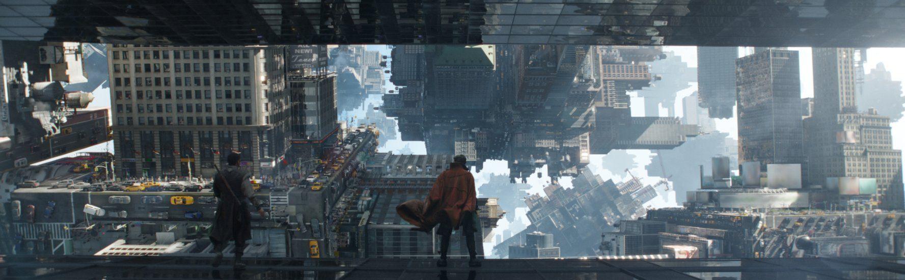 Doctor Strange (Doctor Extraño) Marvel